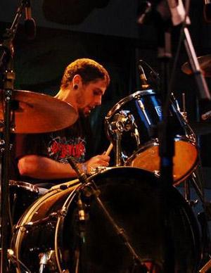 UGANGA - Marco Henriques (Drummer/Batera)